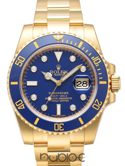 ROLEX SUBMARINERDATE 116618GLB