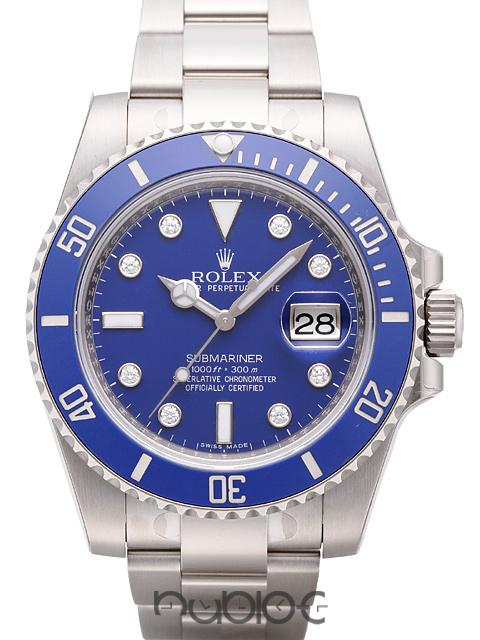 ROLEX SUBMARINERDATE 116619GLB