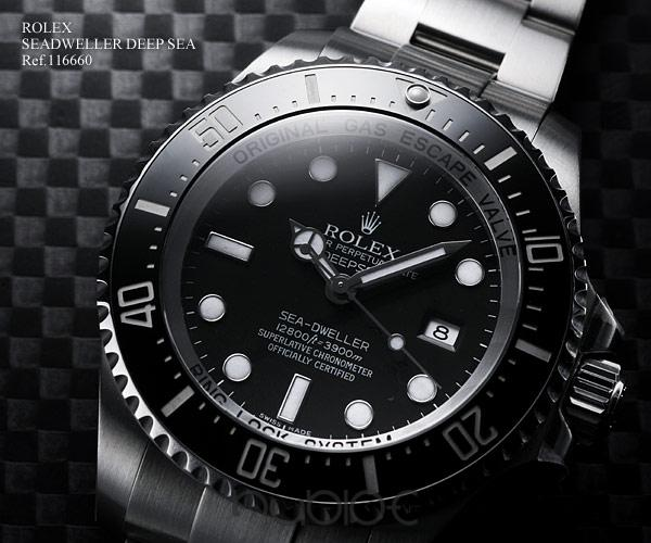 ROLEX SUBMARINERDEEP SEA 116660