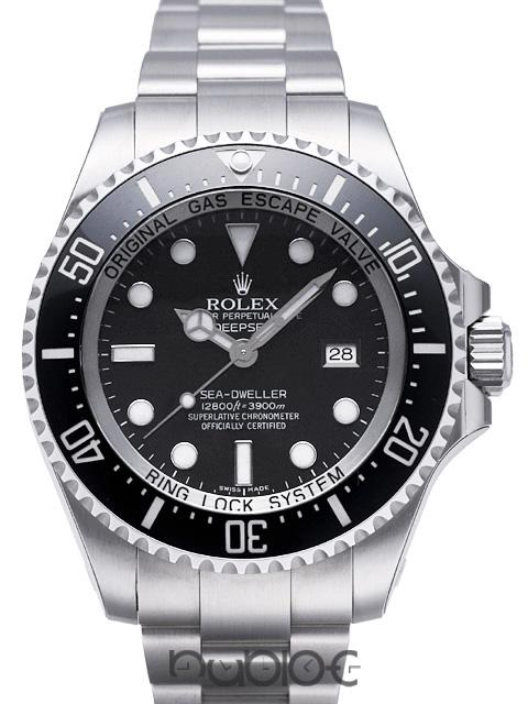 ROLEX SUBMARINERDEEP SEA 116660 - Click Image to Close