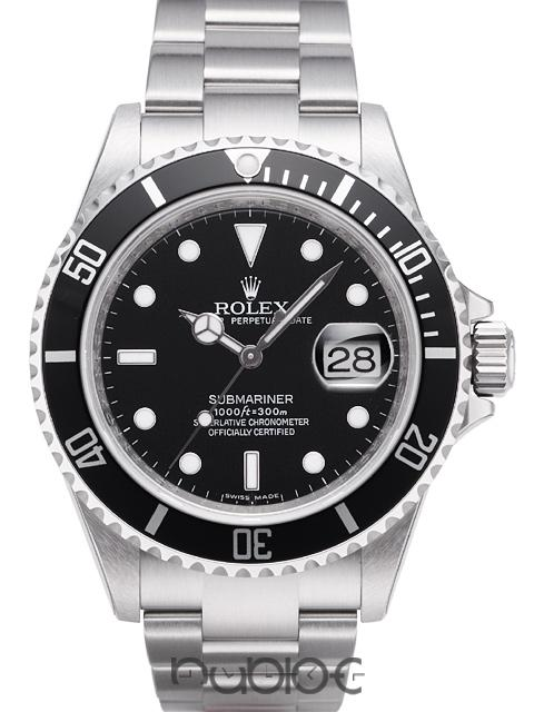 ROLEX SUBMARINERDATE 16610