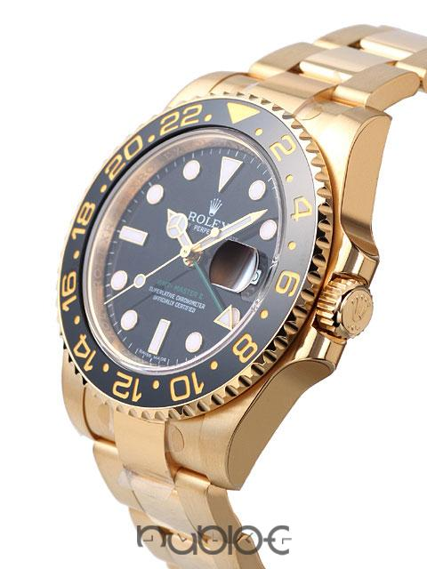 ROLEX YACHT-MASTER IIRESIUM 16622A