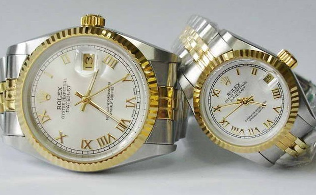 Rolex Oyster Perpetual Datejust Mens 116233-WRJ - Click Image to Close