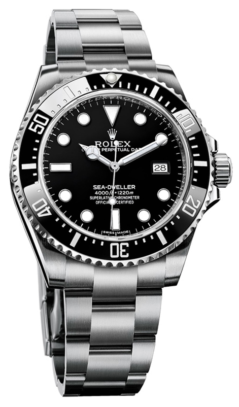 Rolex Sea-Dweller 4000 116600 Watch