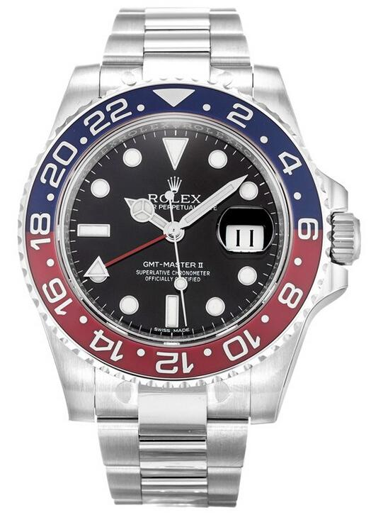 Rolex Oyster Perpetual GMT-Master II 40mm Replica Watches For Thanksgiving
