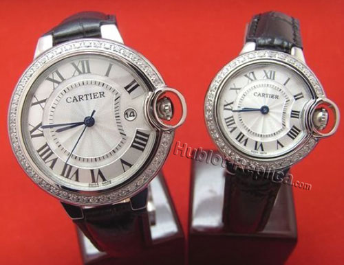 CARTIER ballon bleuWATCH, SMALL MODEL WE9003Z3-4