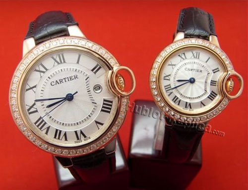 CARTIER ballon bleuWATCH, SMALL MODEL WE9003Z3-5
