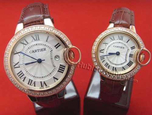 CARTIER ballon bleuWATCH, SMALL MODEL WE9003Z3-6