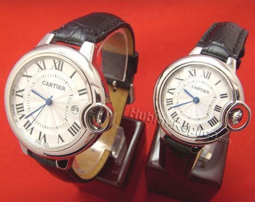 CARTIER ballon bleuWATCH, SMALL MODEL W6900256-1