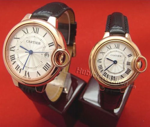 CARTIER ballon bleuWATCH, SMALL MODEL W6900256-2