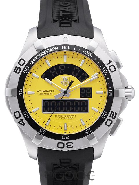 TAG Heuer Aquaracer Chronotimer CAF1011.FT8011