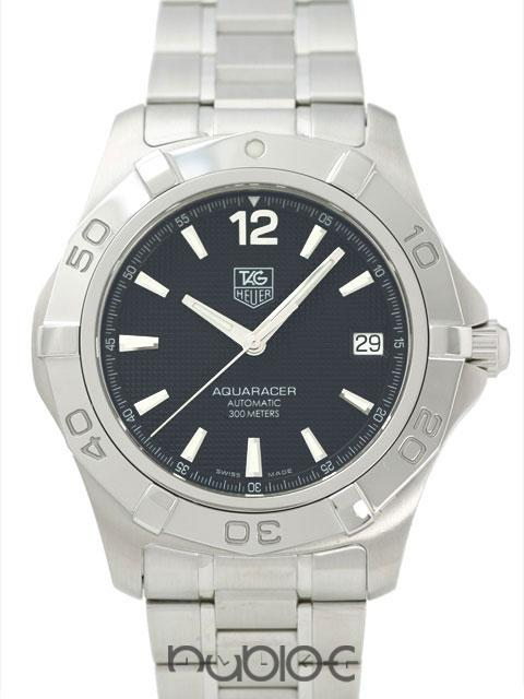 TAG Heuer Aquaracer NEW AQUARACER WAF2110.BA0806