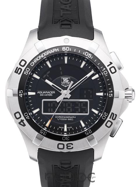 TAG Heuer Aquaracer Chronotimer CAF1010.FT8011