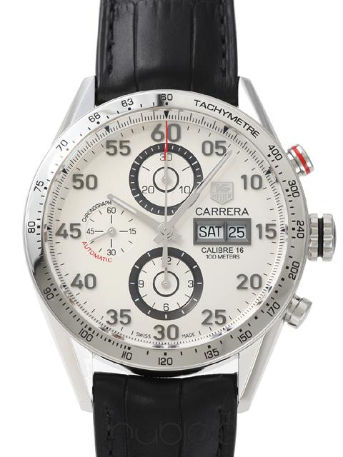 TAG Heuer Carrera Tachymetre Chronograph Day Date CV2A11.FC6235