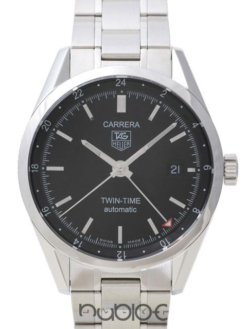TAG Heuer Carrera TWIN-TIME WV2115.BA0787