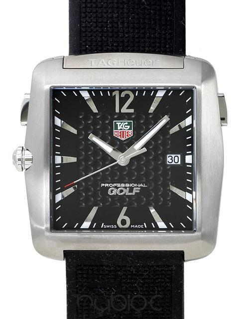 TAG Heuer GOLF Professional Golf Tiger Woods Edition WAE1