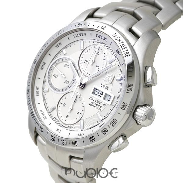 TAG Heuer Link CHRONOGRAPH DAY-DATE CJF211B.BA0594