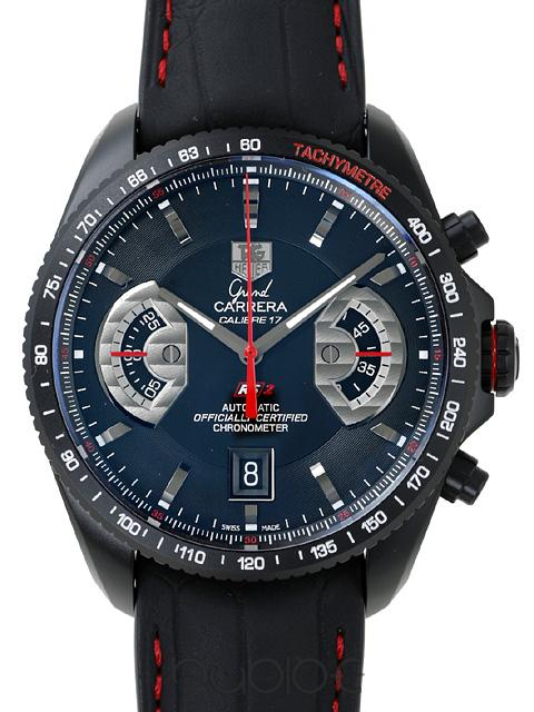 TAG Heuer Grand Carrera Chronograph Calibre 17 RS2 CAV518B.FC623