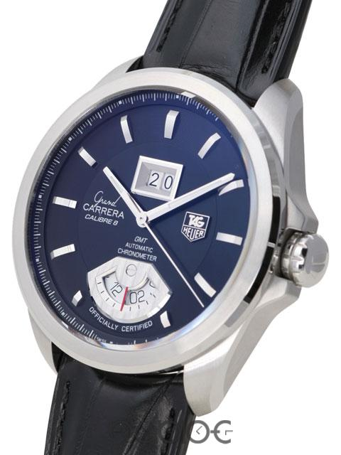 TAG Heuer Grand Carrera GMT CALIBRE 8 WAV5111.FC6225