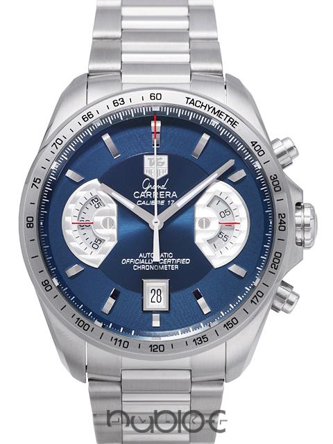 TAG Heuer Grand Carrera Chrnograph Calibre 17RS Limited Edition CAV511F.BA0902