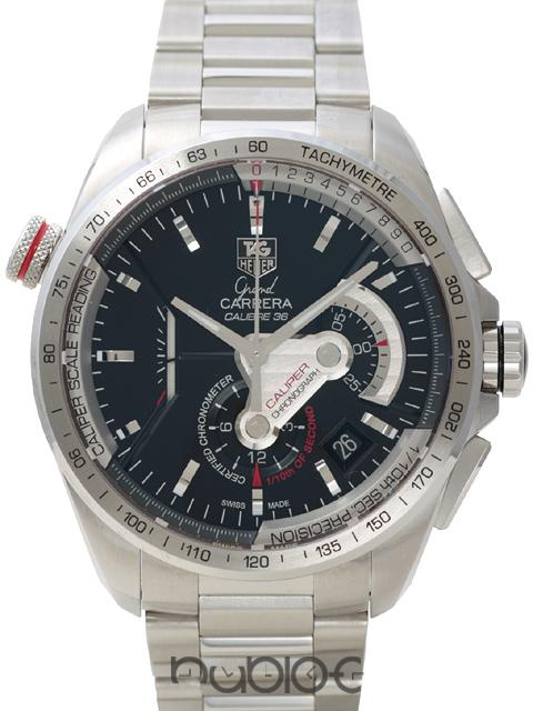 TAG Heuer Grand Carrera Calibre 36 RS Caliper Chronograph CAV5115.BA0902