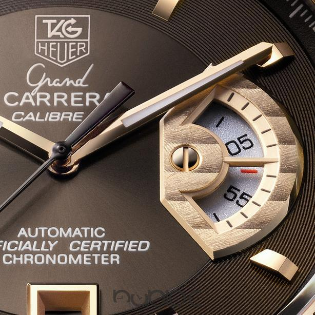 TAG Heuer Grand Carrera Calibre 17 CAV514C.FC8171