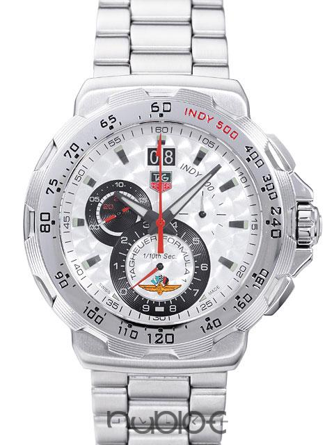 TAG Heuer Formula 1 Grand Date Chronograph Indy 500 CAH101B.BA0854
