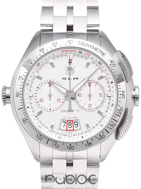 TAG Heuer SLR Caribre 17 Chronograph for Mercedes-Benz CAG2011.BA0254