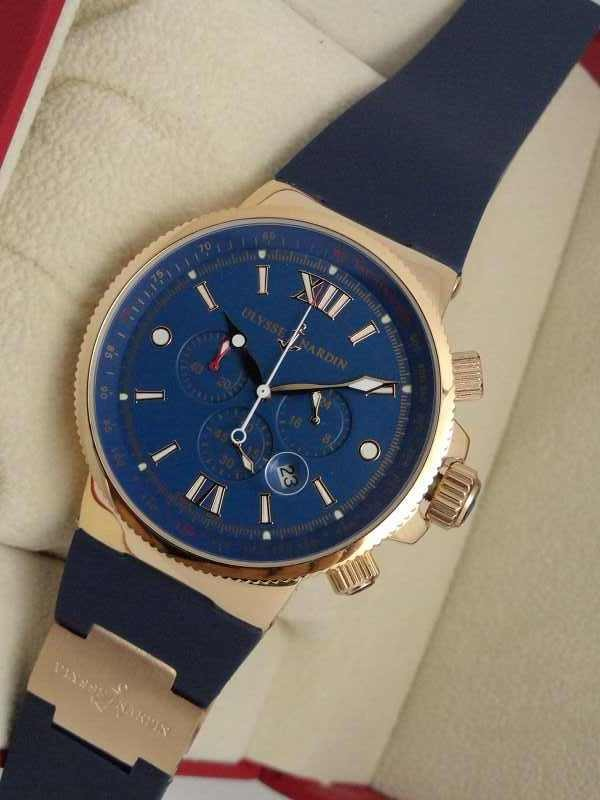 Swiss Ulysse Nardin Marine replica watches on sale