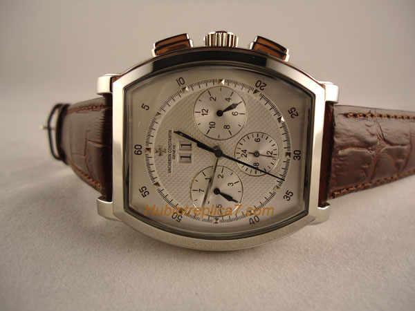 Vacheron Constantin Malte Automatic Chronograph Mens Wristwatch