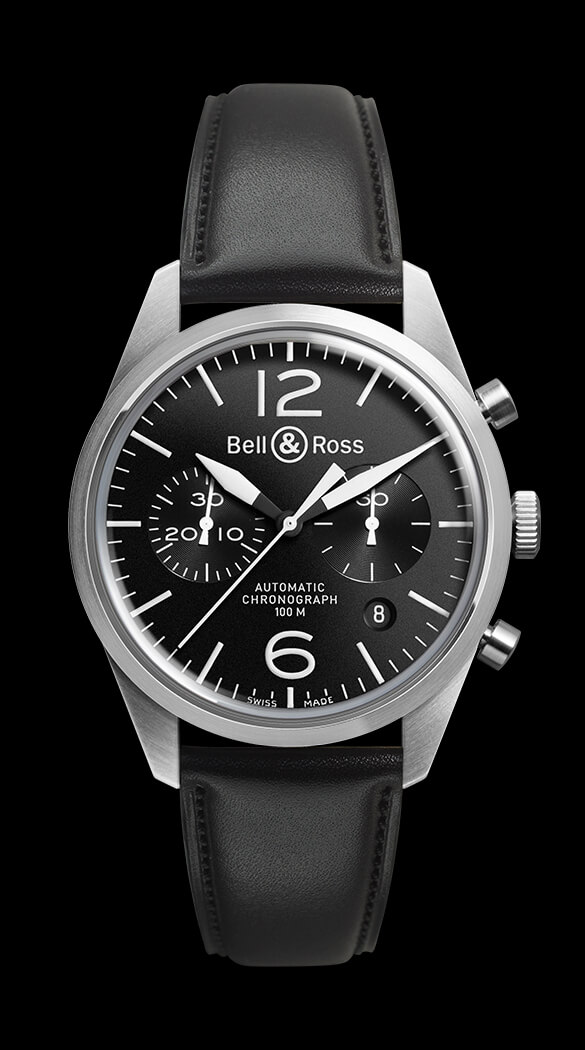 Bell & Ross BR 126 ORIGINAL BLACK