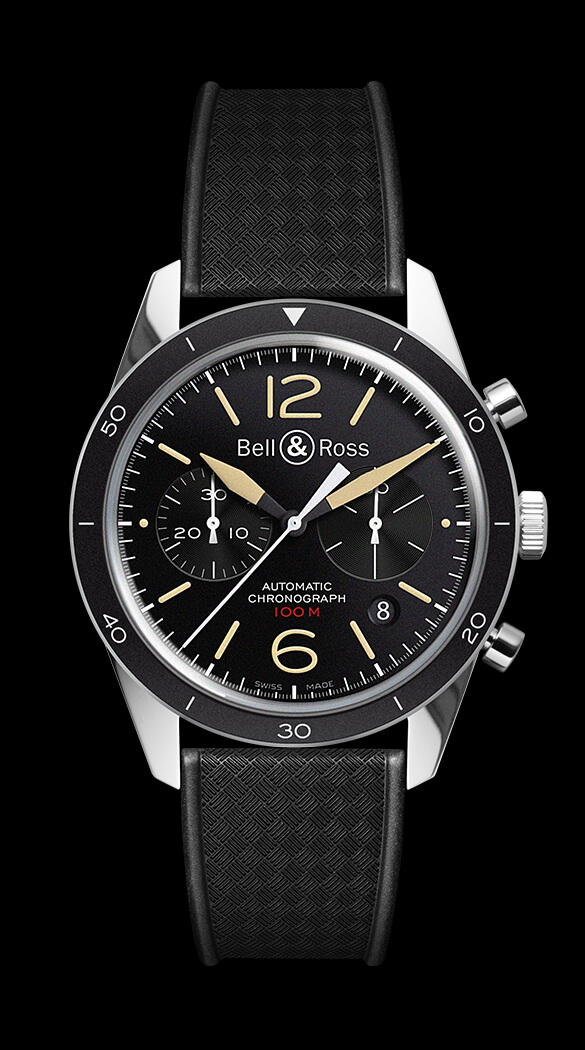 Bell & Ross BR 126 SPORT HERITAGE