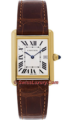 Cartier Tank Louis Cartier LargeW1529756