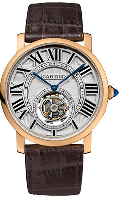 Cartier Rotonde de Cartier Flying TourbillonW1556215