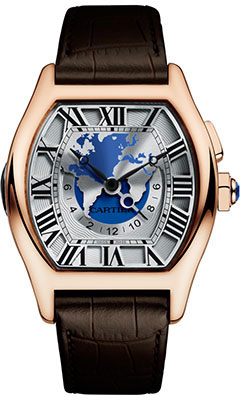 Cartier Tortue XXL Multiple Time ZonesW1580049
