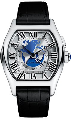 Cartier Tortue XXL Multiple Time ZonesW1580050