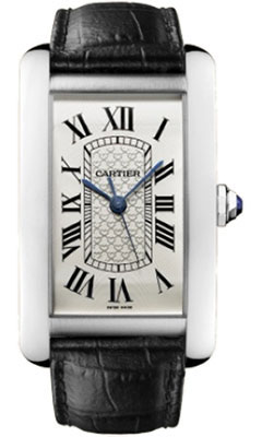 Cartier Tank Americaine Extra LargeW2620004