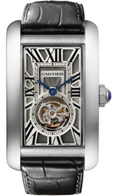 Cartier Tank Americaine Extra LargeW2620007