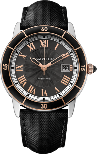 Ronde Croisiere de Cartier W2RN0005 replica watch