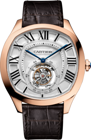 Drive de Cartier Flying Tourbillon W4100013 replica watch