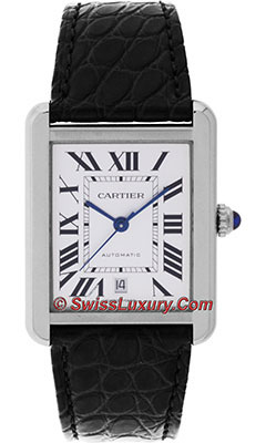 Cartier Tank Solo Extra LargeW5200027