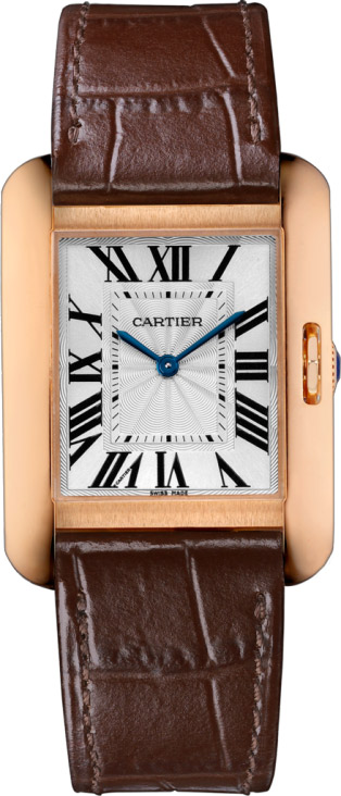 Cartier Tank Anglaise W5310042 replica watch