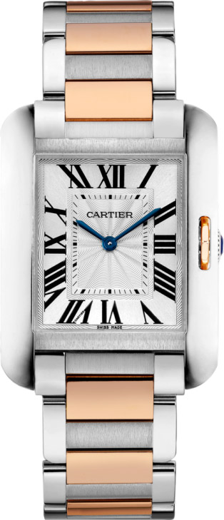 Cartier Tank Anglaise W5310043 replica watch