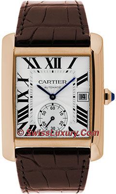 Cartier Tank MC Pink GoldW5330001