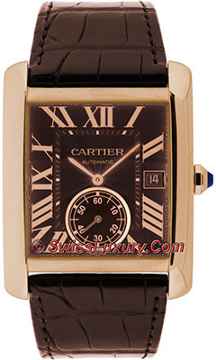 Cartier Tank MC Pink GoldW5330002