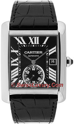 Cartier Tank MC Stainless SteelW5330004
