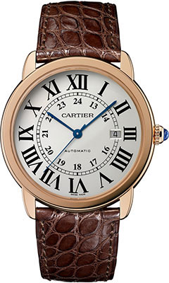 Cartier Ronde Solo Extra LargeW6701009
