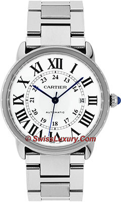 Cartier Ronde Solo Extra LargeW6701011