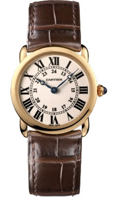 Cartier Ronde Louis Cartier SmallW6800151