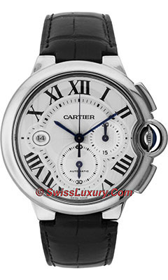 Cartier Ballon Bleu White GoldW6920005